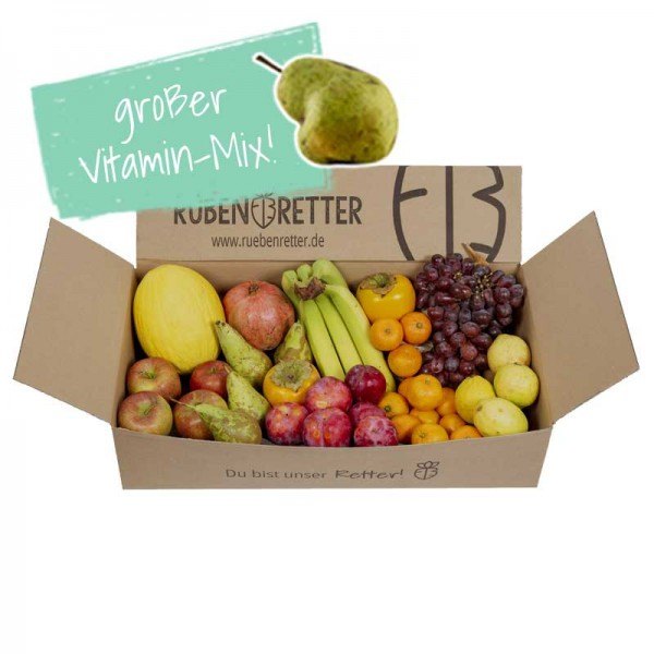 """FAMILIENRETTERBOX """"OBST"""" Abo"""